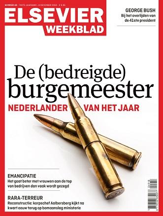Cover Elsevier Weekblad editie 49 2018 49