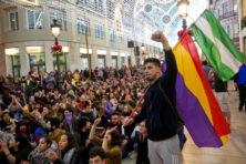 Rechtse partij Vox breekt door in Andalusië