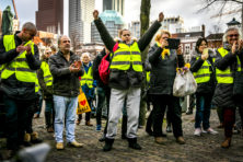 Welke politicus gaat profiteren van 'gele hesjes'?