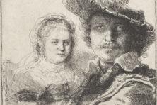 Hofmakerij door de ogen van Rembrandt