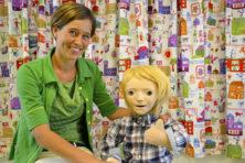 Hoe een robot een kind met autisme vooruit helpt