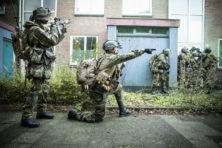 Landmacht maakt zich op voor 'andere oorlogen'