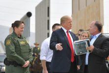 Hoever durft Trump te gaan voor grensmuur?