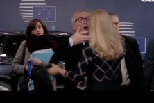 In beeld: de vreemdste capriolen van Juncker