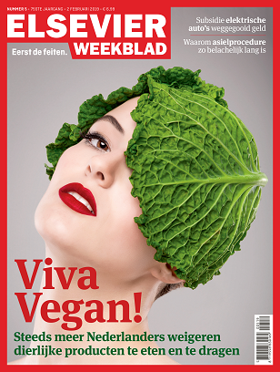 Elsevier Weekblad cover editie 5 2019