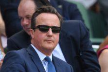 Stilte rond Cameron voorspelt roemloze aftocht May