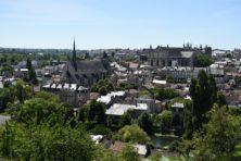 Ooit zo cruciale Franse stad maakt een verslagen indruk