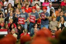 Deze Amerikanen willen koste wat kost 'de muur'