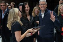 Tegenwind Apple komt niet alleen door China