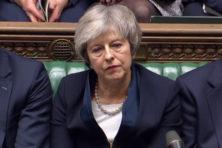 EU moet instemmen met Brexit-eis Brits Lagerhuis