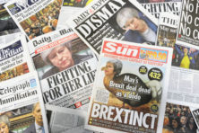 Wat bezielt Theresa May om maar te blijven doorgaan?