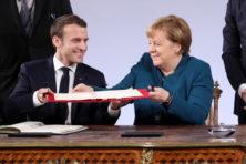 Frans-Duits verdrag is veel meer dan symboolpolitiek