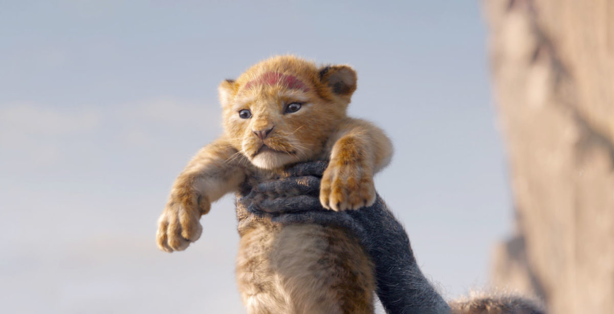 De leeuwenkoning van Disney
