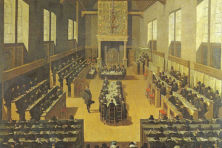 Religieuze thema's omzeild bij herdenking Dordtse Synode