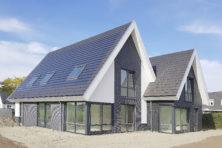 Strak in het dak: zonnepanelen