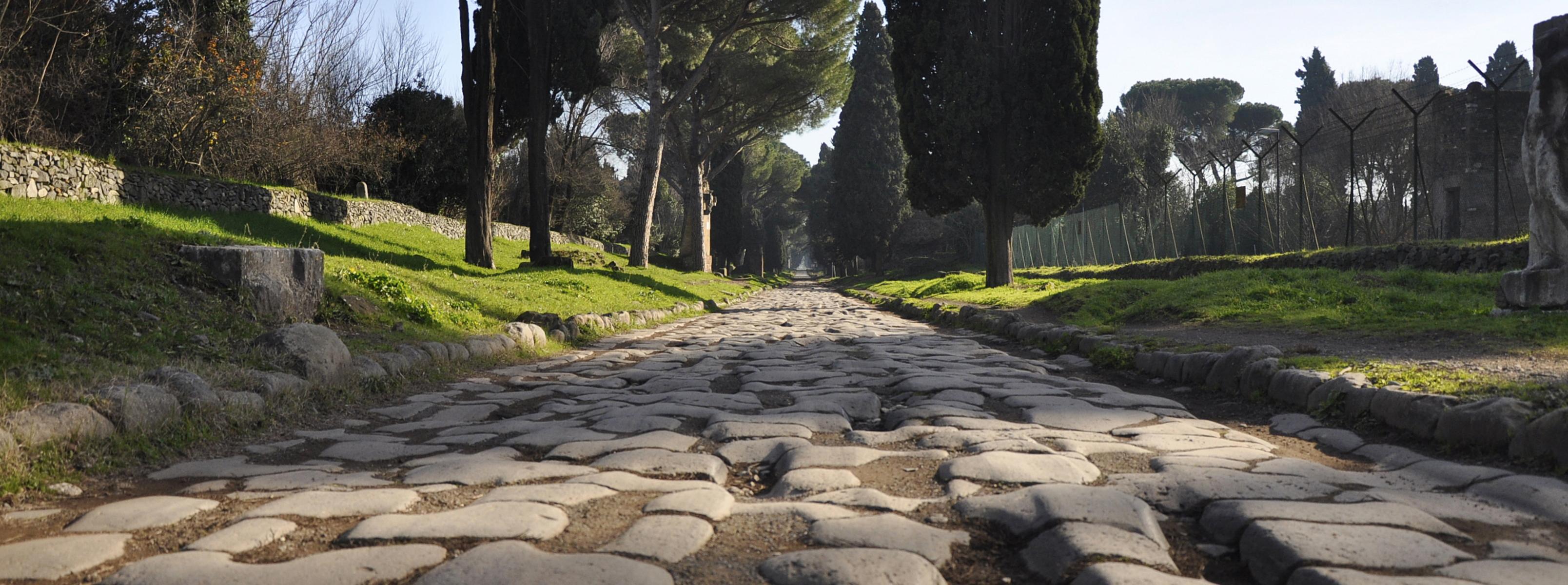 Via Appia | Ontdek de oudste weg naar Rome met Elsevier Weekblad