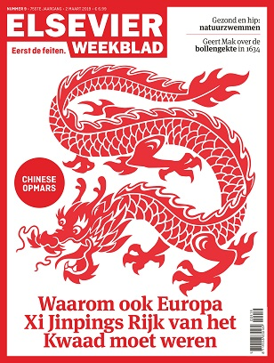 Cover Elsevier Weekblad editie 9 2019