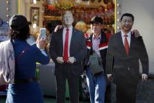 Liever onder Amerikaans, dan onder Chinees leiderschap