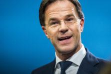 Rutte vertrekt geen spier over KLM en pulsvisserij