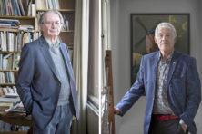 Campert en Van Kooten corresponderen vrolijk over krimpende wereld