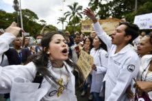 Macabere erfenis Maduro tart elk voorstellingsvermogen