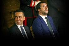 Nieuwe regering onder Lega minst slecht voor EU