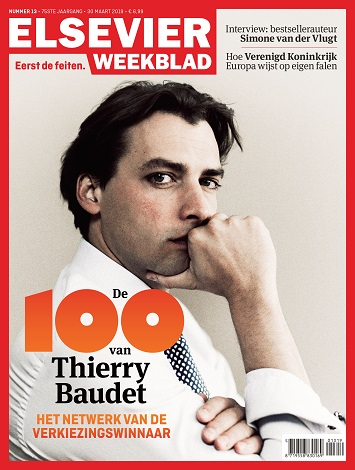 elsevier Weekblad Cover editie 13 2019
