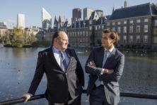 FVD'er Otten maakte 30.000 euro over aan zichzelf