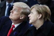 Afkeer tussen Duitsers en Amerikanen bedreigt Atlantische band