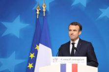 Zo wil Macron Europa redden van de ondergang