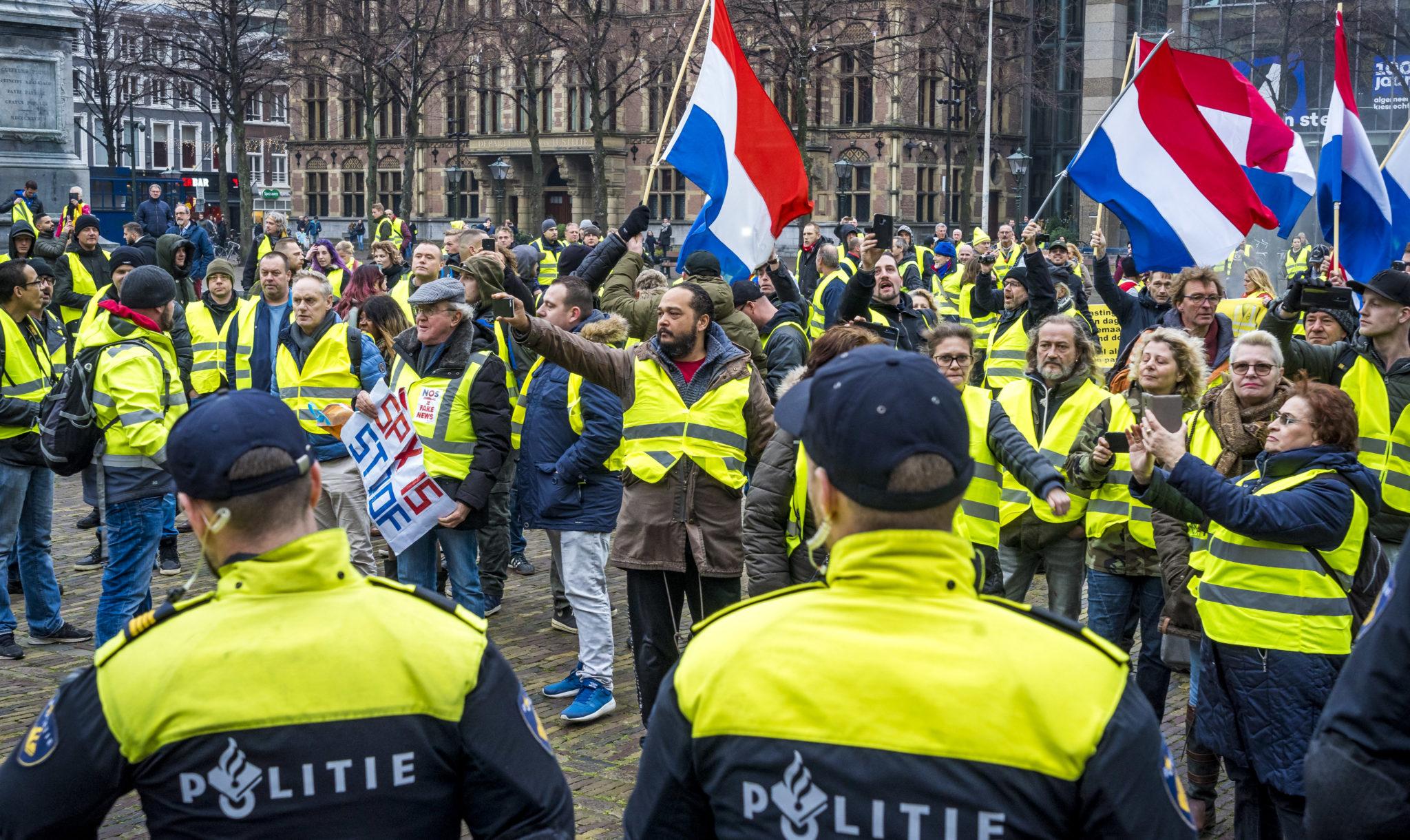 637eb56568bfbc Gevoel van polarisatie neemt toe  hierover zijn Nederlanders bezorgd