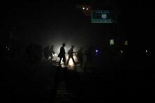 Caracas in het donker bij machtsstrijd Maduro en Guaidó