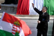 Orbán wil met sterke leiders 'VS van Europa' stoppen