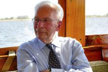 Cor Boers (1927-2019): Altijd aan het roer