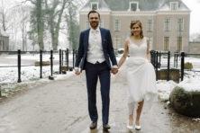Sophie Verdaasdonk (30) en Ties de Jong (35)