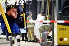 Verdachte aanslag tram Utrecht gearresteerd