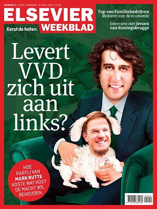 Cover Elsevier Weekblad editie 14 2019