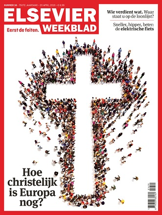 Cover Elsevier Weekblad editie 16 2019