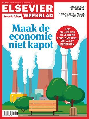 Cover Elsevier Weekblad editie 17 2019