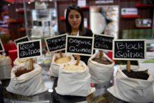 Een kasjmier trui? Eet je quinoa? Fout!