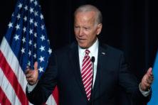 Joe Biden is een serieuze rivaal
