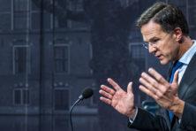 Rutte over Klaver: 'De man is in paniek over niks'