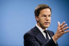 Premier Rutte gaat niet naar Naarden maar naar Delft