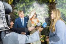 Eerste interview met prinses Amalia
