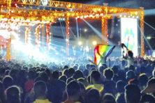 Egypte heeft genoeg van de regenboogvlag
