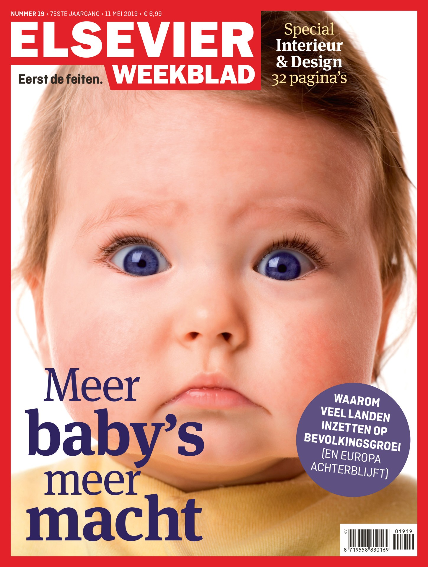 Lees de magazines van Elsevier Weekblad online - Elsevierweekblad.nl