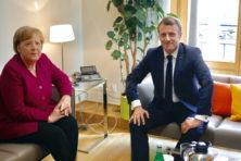 Duits-Franse as komt verzwakt uit de verkiezingen