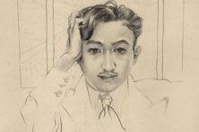 Expositie over geliefde en veelzijdige tekenaar Eppo Doeve