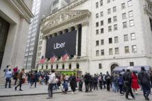 Slechte beursintroductie van 'unicorn' Uber