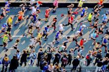 Eerste marathon goed voor de bloedvaten